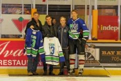 2015-2016.Paul-Nelson-Memorial-Hockey-Game.Nelson-Family-Jersey-Ceremony